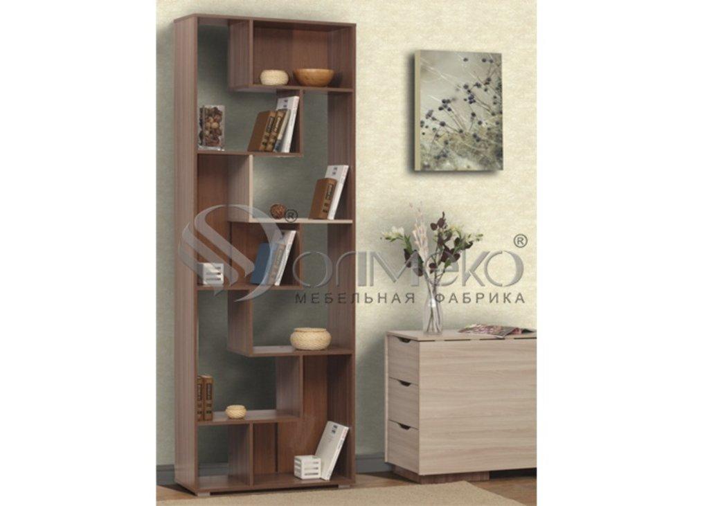 Стеллажи, общее: Стеллаж Визит - 13 в Стильная мебель