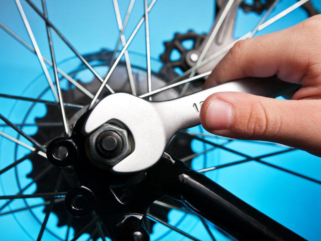 Ремонт велосипеда: Ремонт велосипедов в Веломеханика