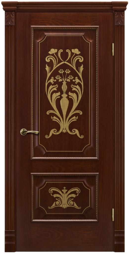 """Двери  """"ТВОЙ ДОМ"""" шпонированные: Барселона ДГ в Двери в Тюмени, межкомнатные двери, входные двери"""