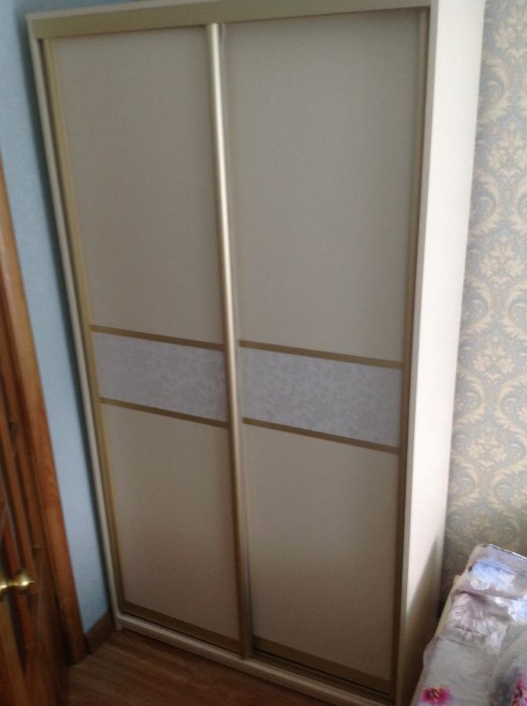 Шкафы-купе: Шкаф-купе 17 в Квадра Мебель