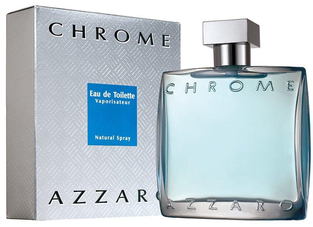Мужская туалетная вода: Azzaro Chrome edt м 50 ml в Элит-парфюм
