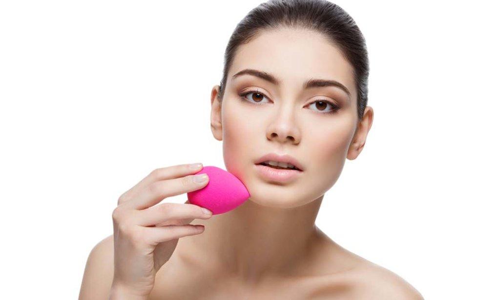 Спонж для макияжа в форме яйца в Мой флакон