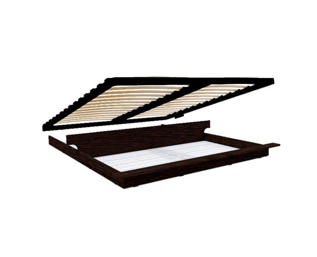 Кровати: Кровать Люкс Карина 307 (1600, мех. подъема) в Стильная мебель