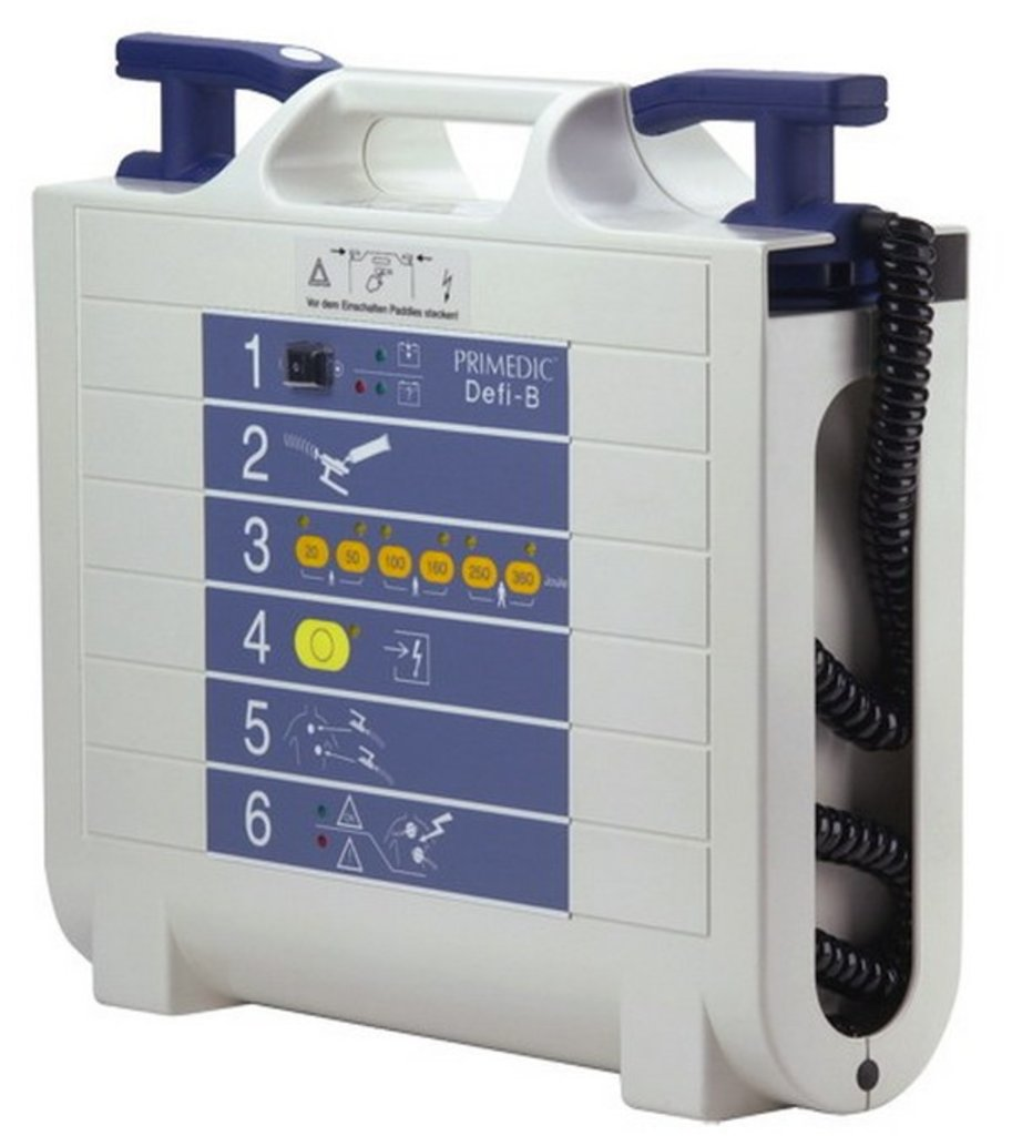 Дефибрилляторы: Дефибриллятор Metrax Primedic Defi-B в Техномед, ООО