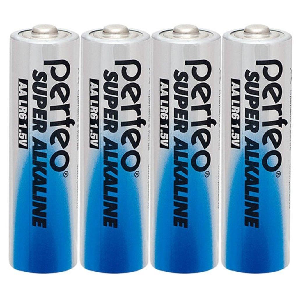 Батарейки.: Батарея LR6, AA Perfeo ( 60 в кор. ) (4SH) в A-Центр Пульты ДУ