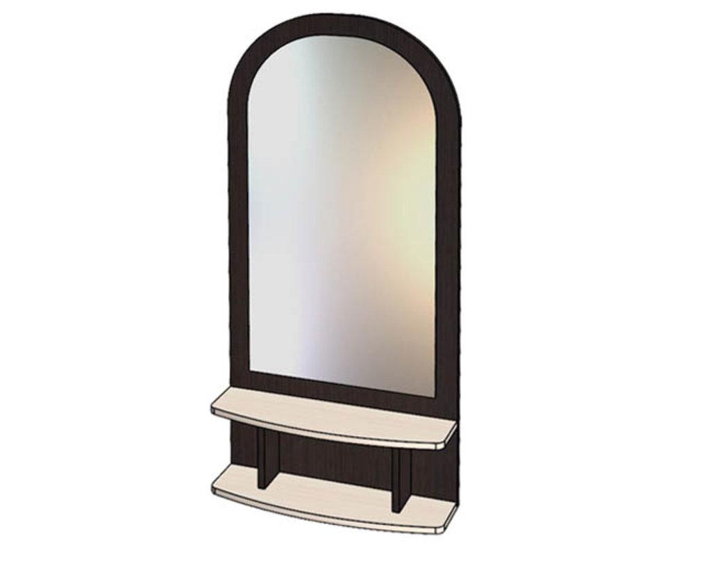 Зеркала, общее: Зеркало с полкой (Линаура) в Стильная мебель