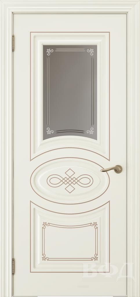 Межкомнатные двери: Межкомнатная дверь Бьянка ДГ / ДО в Двери в Тюмени, межкомнатные двери, входные двери