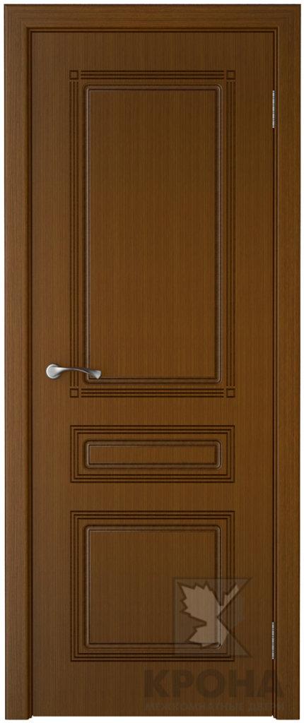 Двери Крона от 3 650 руб.: Фабрика Крона. Модель СТИЛЬ в Двери в Тюмени, межкомнатные двери, входные двери