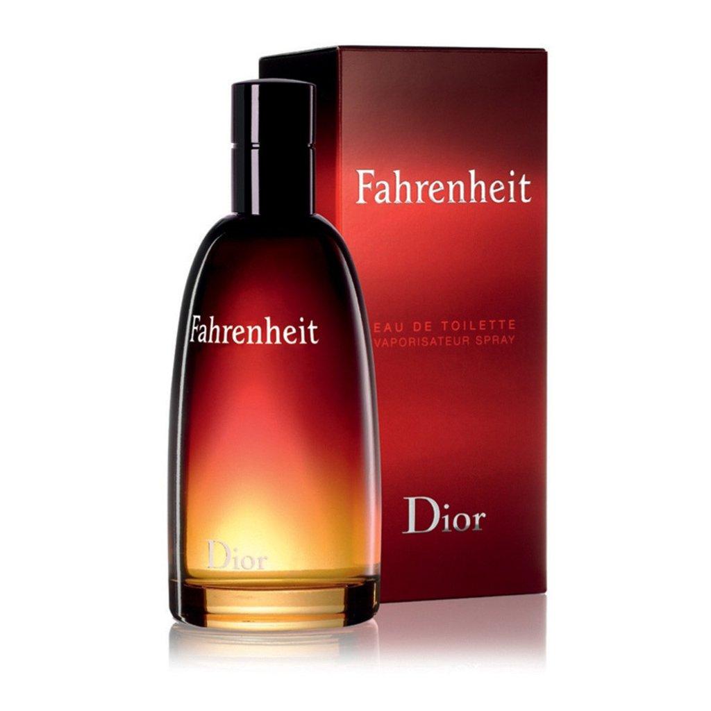 Christian Dior  (Кристиан Диор): Christian Dior Fahrenheit  (Кристиан Диор Фаренгейт) edt 100ml в Мой флакон