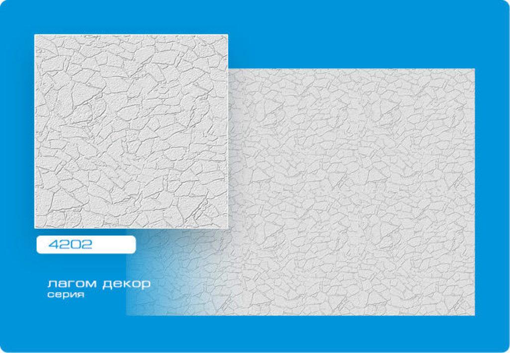 Потолочная плитка: Плитка ЛАГОМ ДЕКОР экструзионная 4202 в Мир Потолков