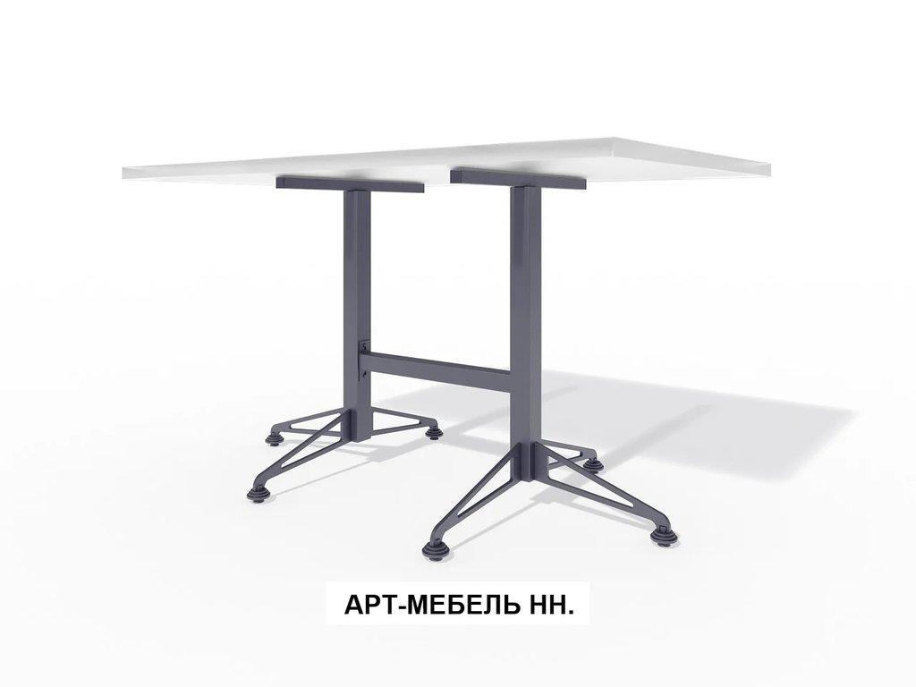 Подстолья для столов.: Подстолье 0.25 (чёрный) в АРТ-МЕБЕЛЬ НН