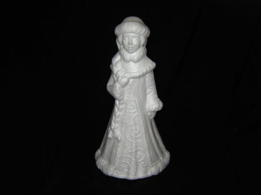 Пенопласт: Снегурочка малая пенопласт, Размер - 18 см в Шедевр, художественный салон