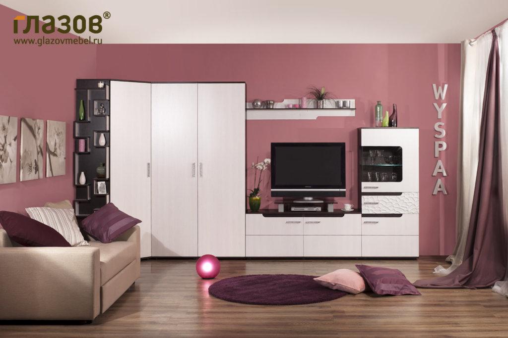 Витрины для гостиных: Витрина низкая WYSPAA 2 в Стильная мебель