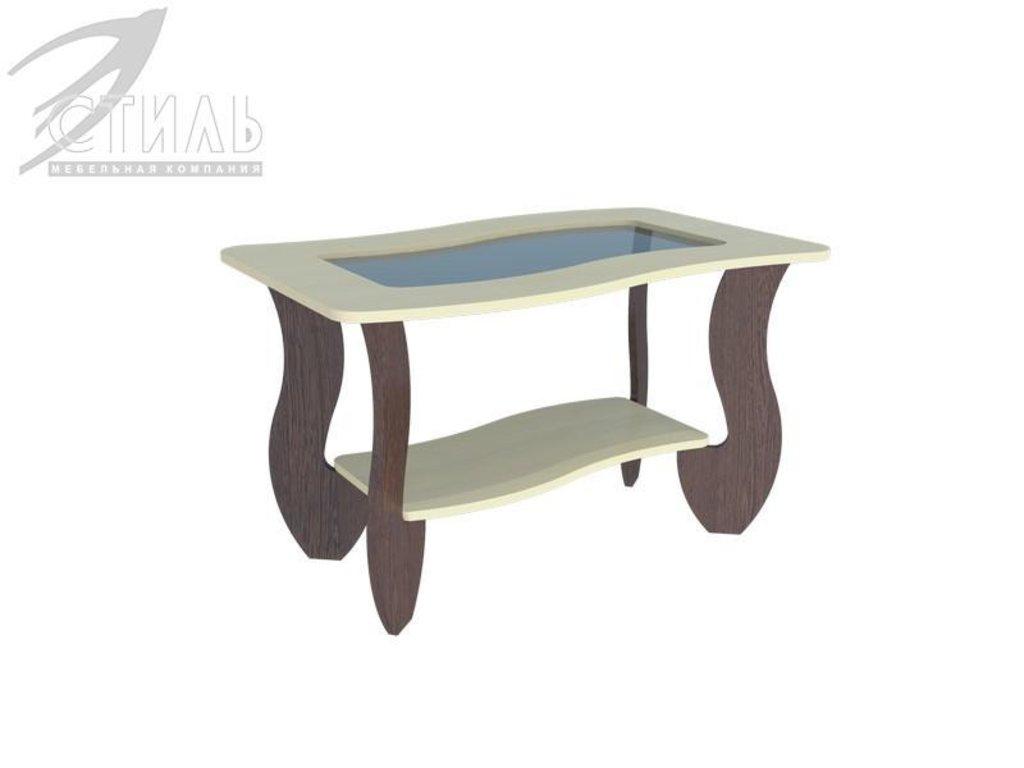 Столы журнальные: Журнальный стол №3 в Диван Плюс