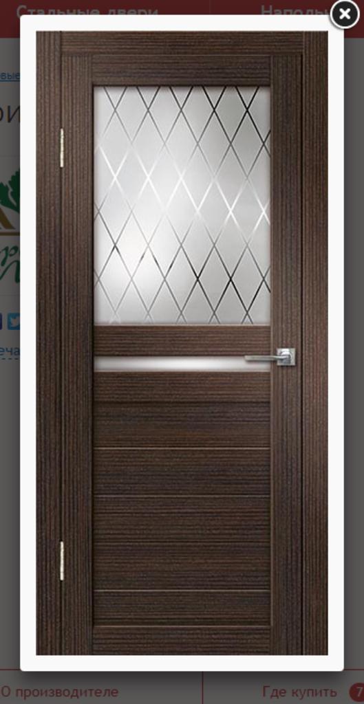 Двери Дверлайн от 3 500 руб.  Низкая цена!: Межкомнатные двери, Модель Беатрис в Двери в Тюмени, межкомнатные двери, входные двери