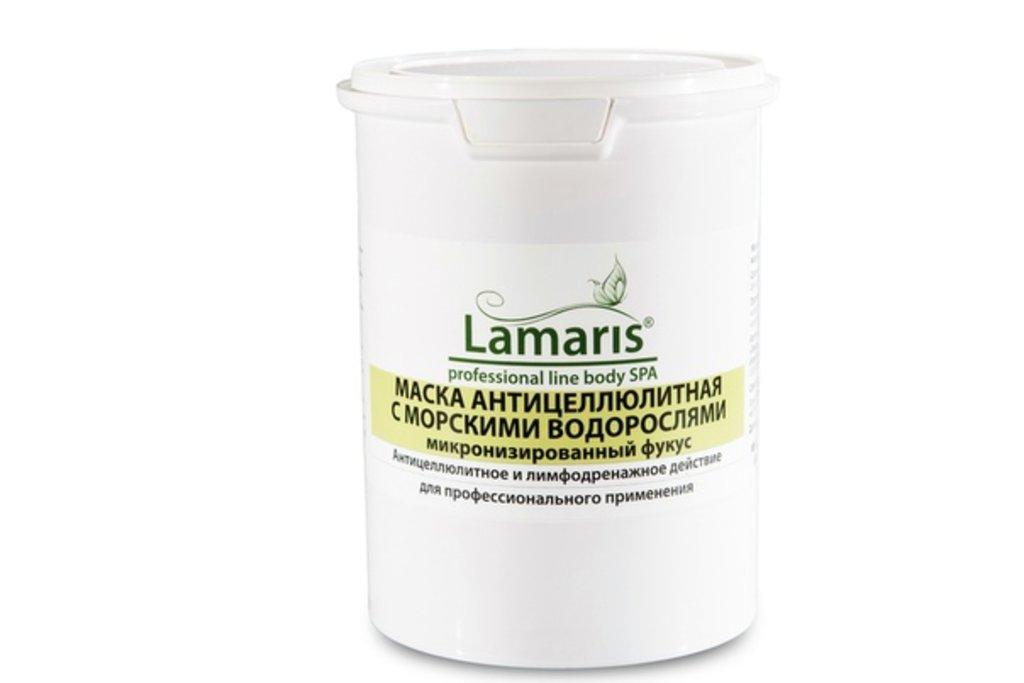 """Маски для тела Lamaris: Маска антицеллюлитная с морскими водорослями """"Микронизированный фукус"""" Lamaris в Профессиональная косметика LAMARIS в Тюмени"""
