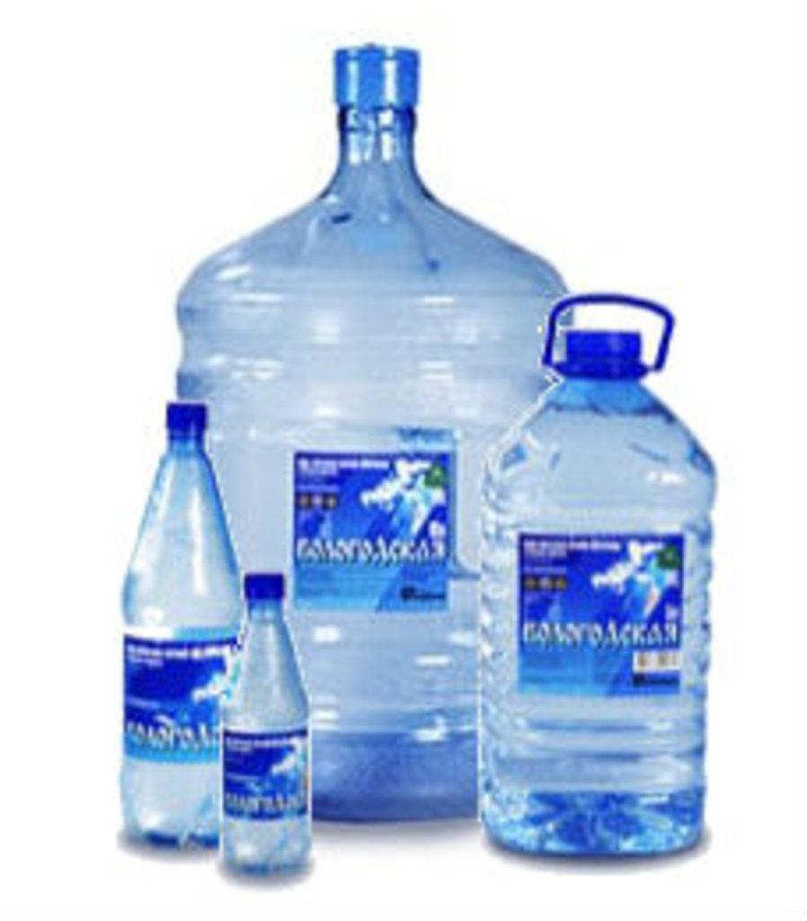 Вода питьевая: Вода питьевая первой категории «Вологодская» в Вологодская вода, ООО Родина