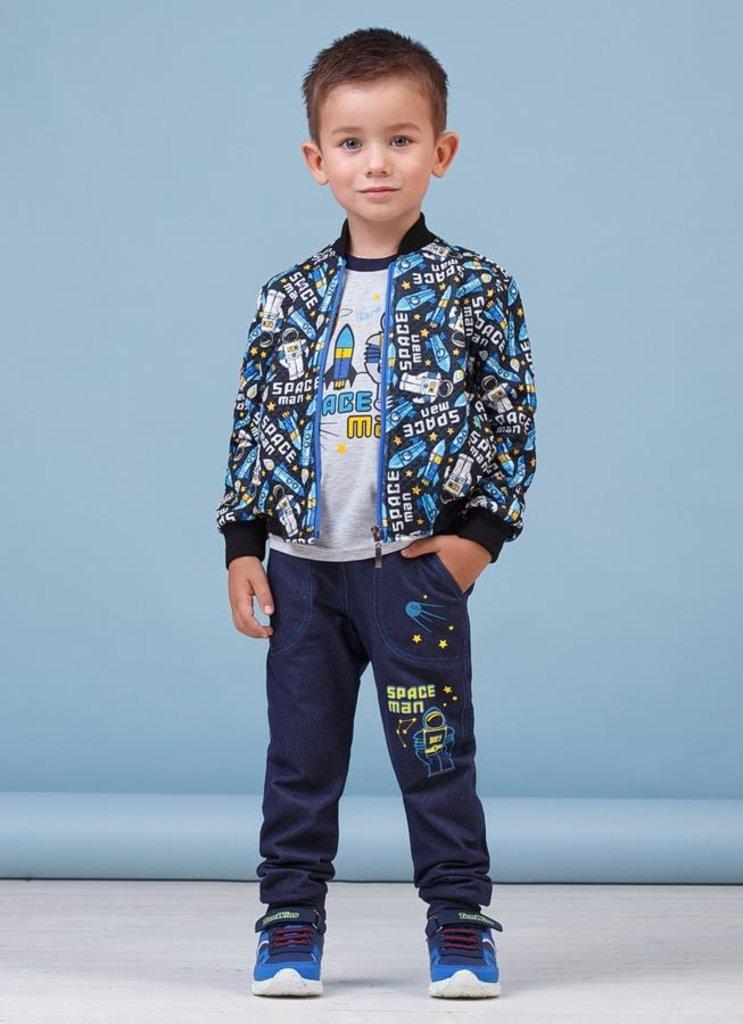 Одежда для мальчиков: Куртка для мальчика 48-8014-2 в Детский универмаг