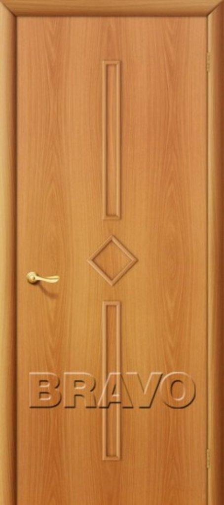 Двери ламинированные BRAVO: 9Г Л-12 (МиланОрех) в STEKLOMASTER