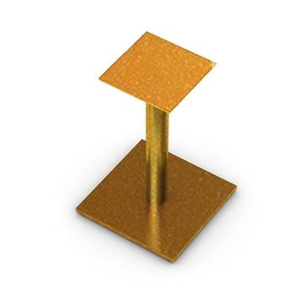 Подстолья.: Подстолье 03 ST 63/715 (металлик, чёрный, коричневый, золото) в АРТ-МЕБЕЛЬ НН