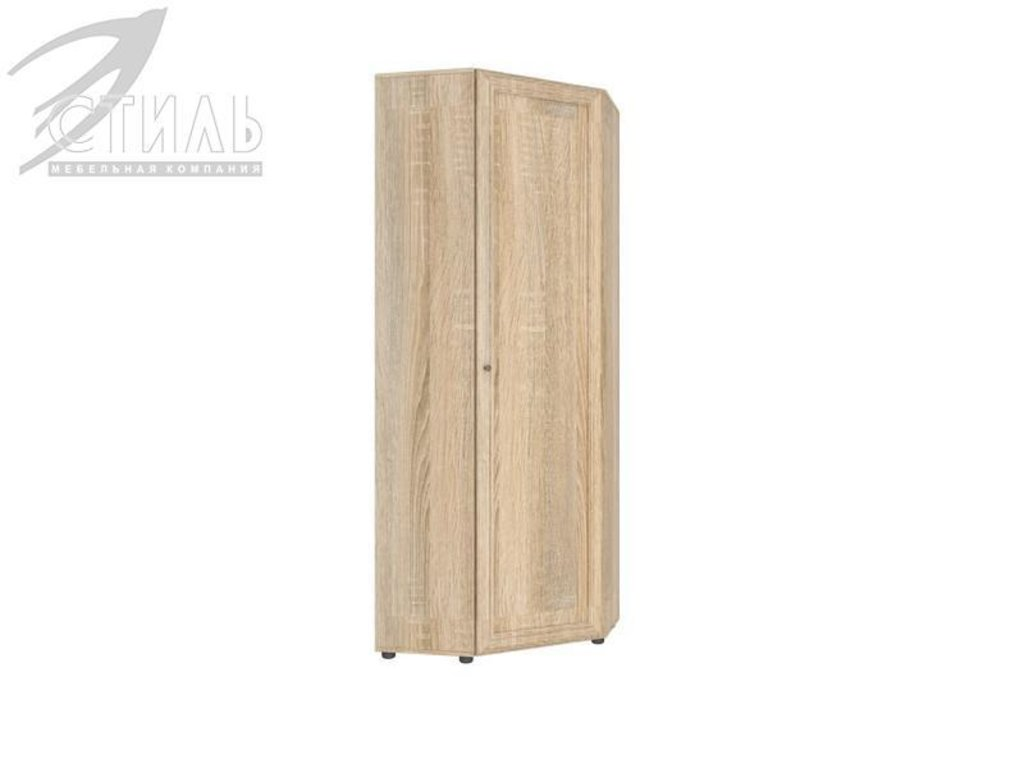 Мебель для прихожей Оскар - 7 (А) Модена: Шкаф угловой. Оскар - 7 (А) Модена в Диван Плюс