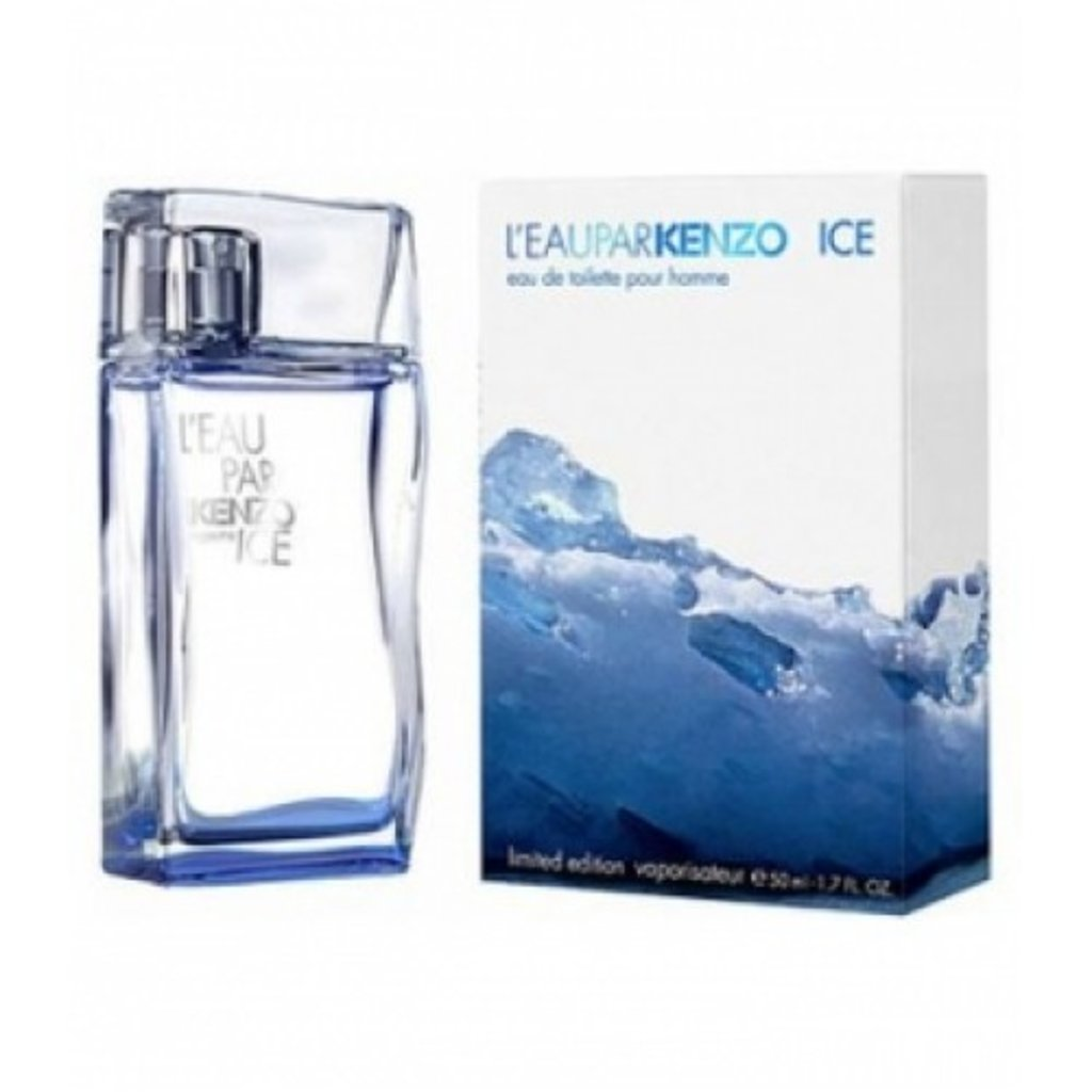 Kenzo (Кензо): Kenzo L'Eau Par Ice Pour Homme 100ml в Мой флакон