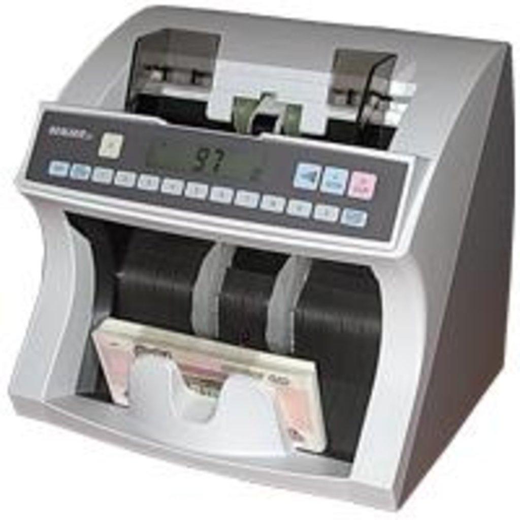 Счетчики банкнот: Magner 35 - 2003 счетчик банкнот в Рост-Касс