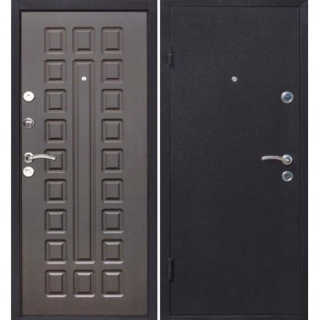 Двери Йошкар: Входная металлическая дверь Йошкар Венге в Модуль Плюс
