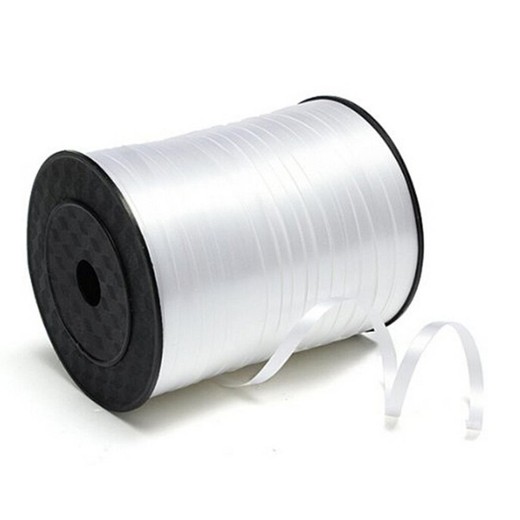 Упаковка: Лента в катушке ПП белая 5мм/500м в ТортExpress