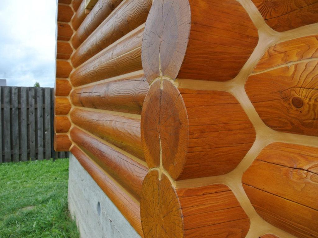 Деревянное домостроение: Теплый шов в ДревДом35