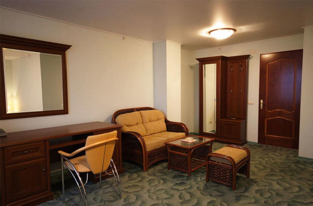 Номерной фонд: Одноместный бизнес-класса в Ленинград, ресторан, гостиница