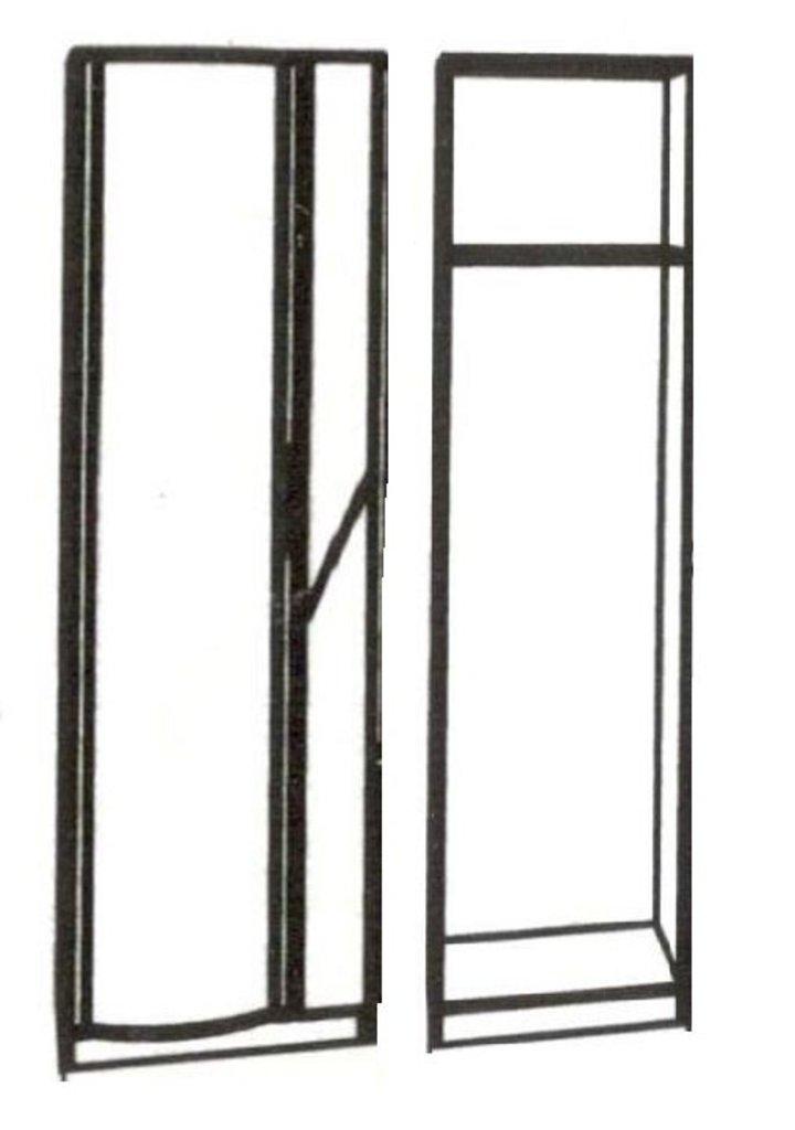Шкафы для одежды и белья: Шкаф платяной с фотопечатью Кристина в Стильная мебель