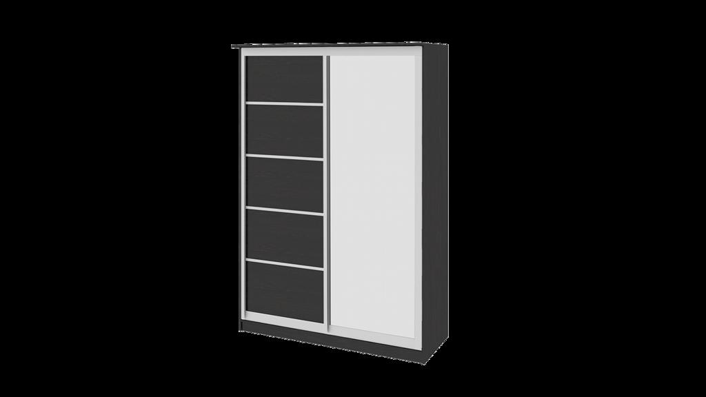 Шкафы-купе: Стэнли-1 в Студия Мебели