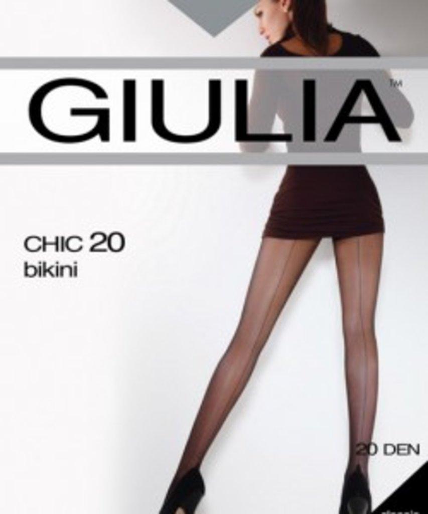 Колготки: Колготки Giulia CHIC 20 в Sesso