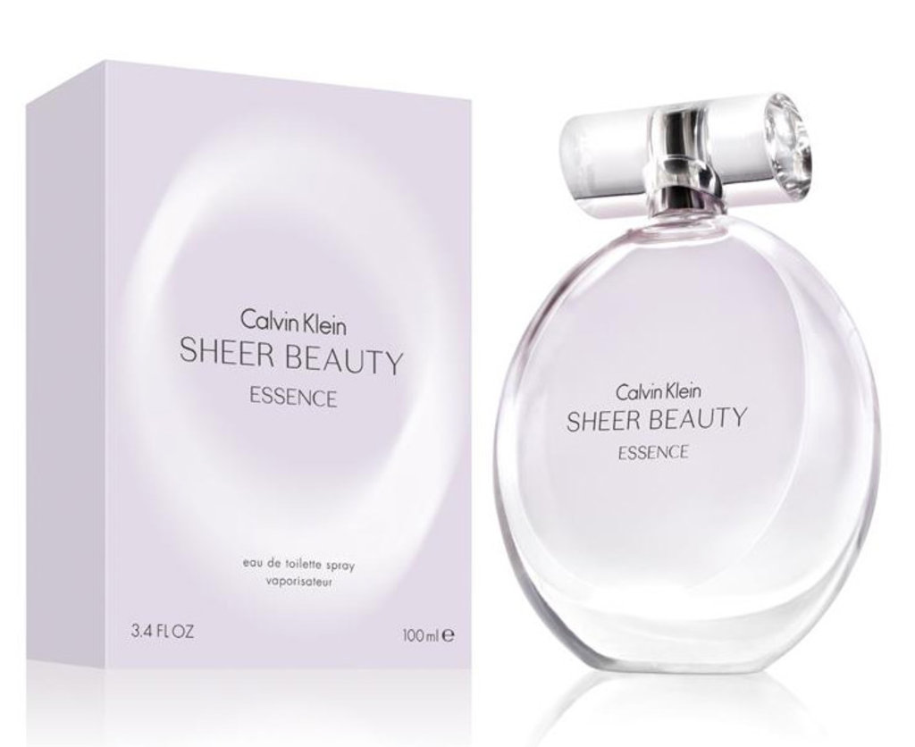 Calvin Klein : Calvin Klein Beauty Sheer  Essence edt 100ml в Элит-парфюм