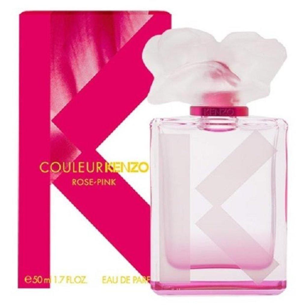 Kenzo: Парфюмерная вода Kenzo Couleur Rose Pink edp ж 50 ml в Элит-парфюм