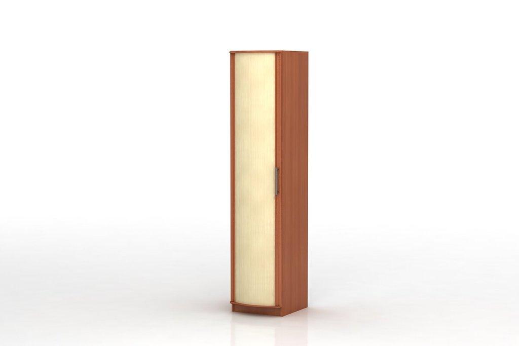 Шкафы для одежды и белья: Пенал Кристина 1 в Стильная мебель