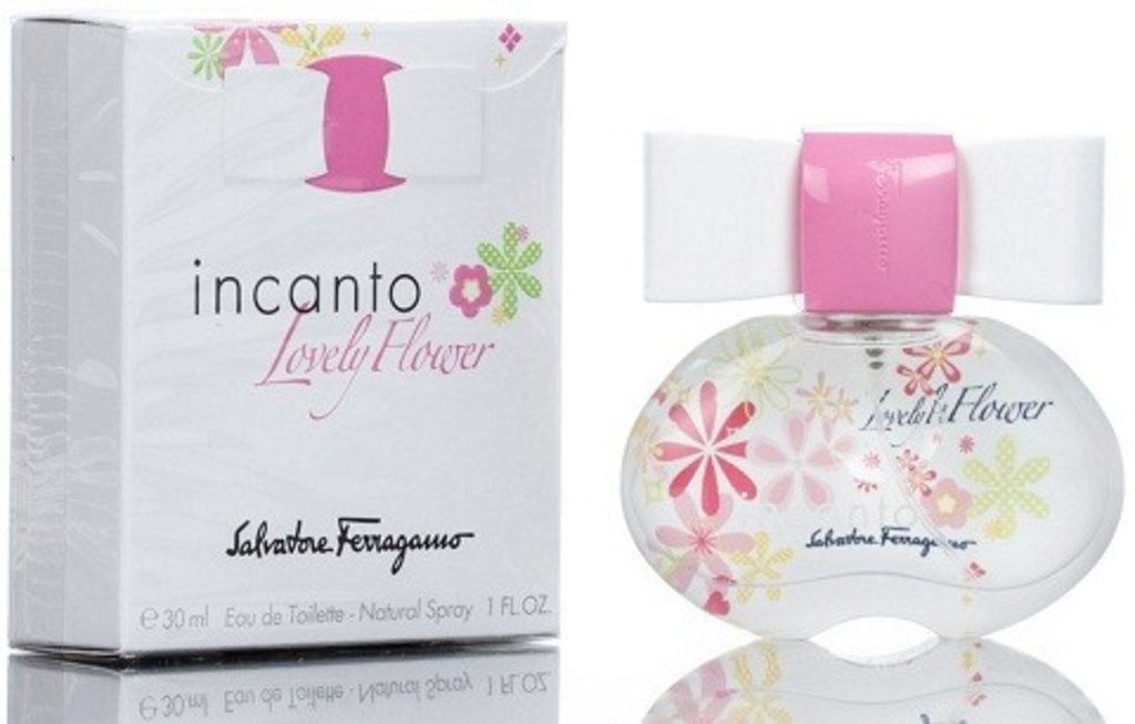 Salvatore Ferragamo: Salvatore Ferragamo Incanto Lovely Flower edt в Элит-парфюм