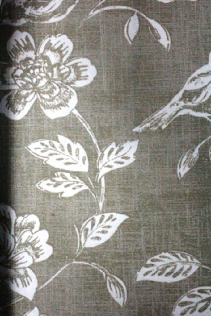 Портьерные ткани: Bird garden в Салон штор, Виссон