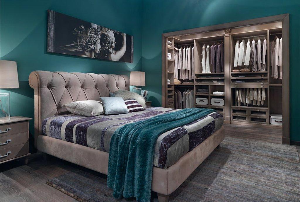 """Кровати: Кровать двуспальная """"Верда"""" в Амадео"""