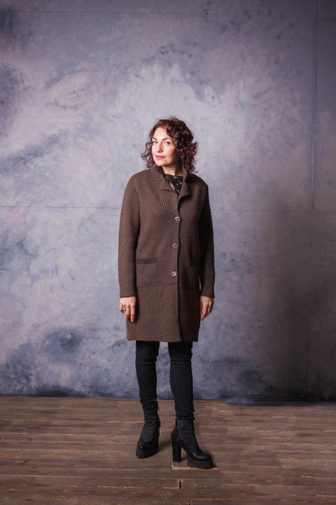 Женская одежда: Пальто из 100% шерсти яка в Сельский магазин