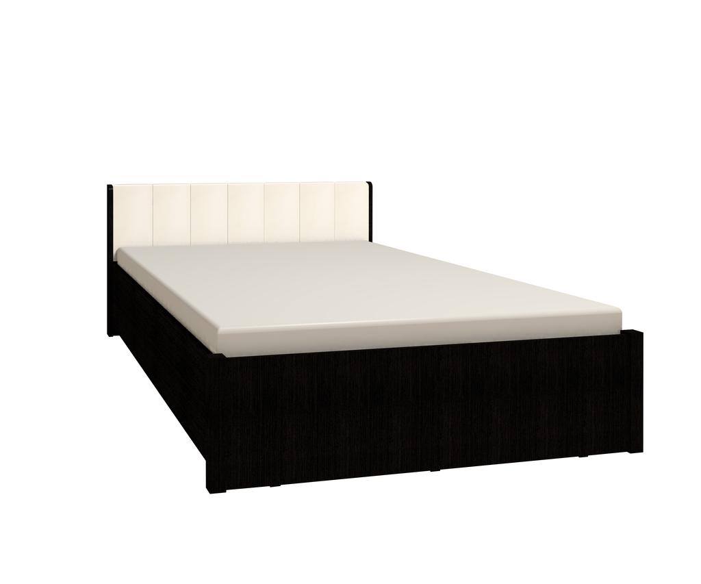 Кровати: Кровать BERLIN 33 (1400, орт. осн. дерево) в Стильная мебель