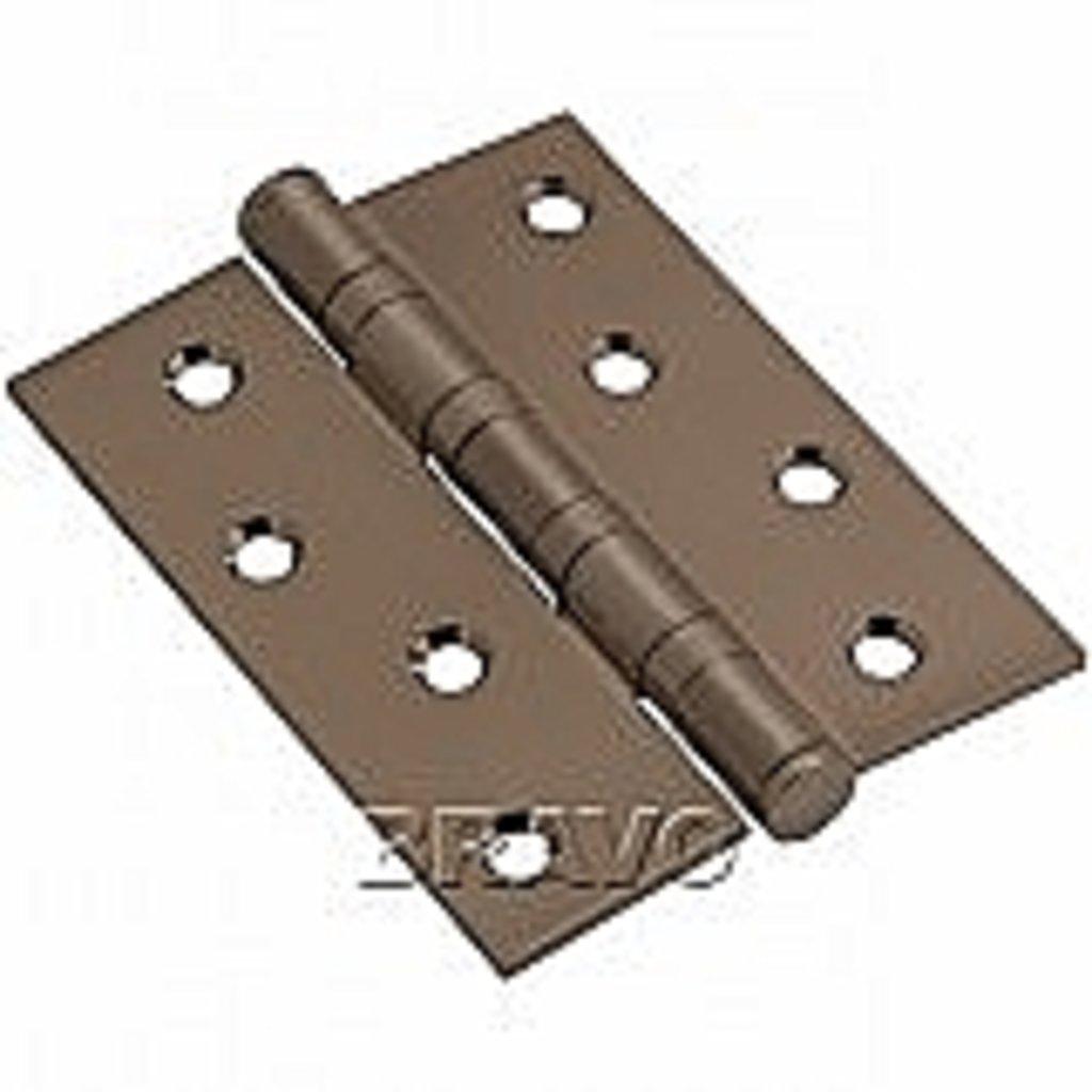 Фурнитура: Врезная стальная 100*70*2,5 в STEKLOMASTER