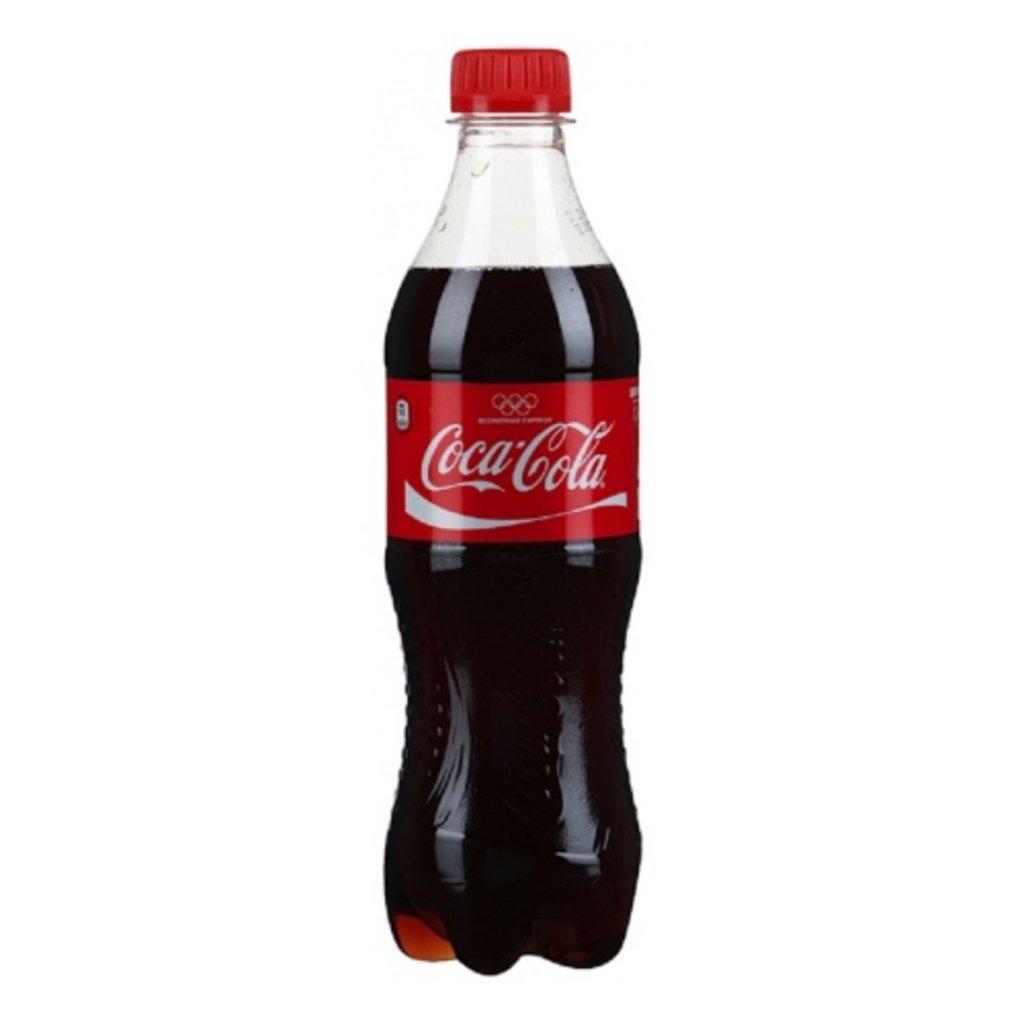 Напитки: Кока-кола 0.5 в Смак-нк.рф
