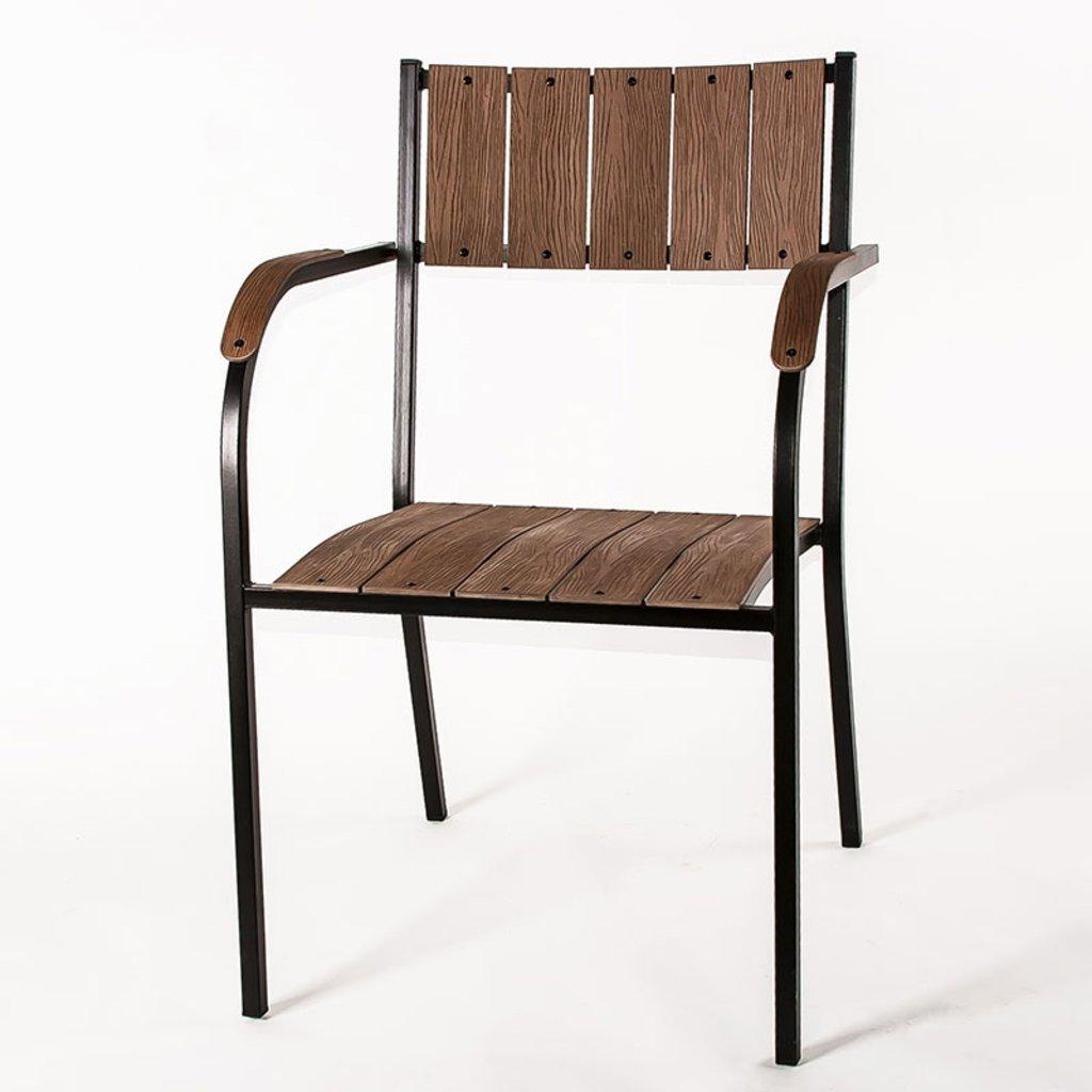 Стулья для летних кафе, ресторанов: Кресло Шато в АРТ-МЕБЕЛЬ НН