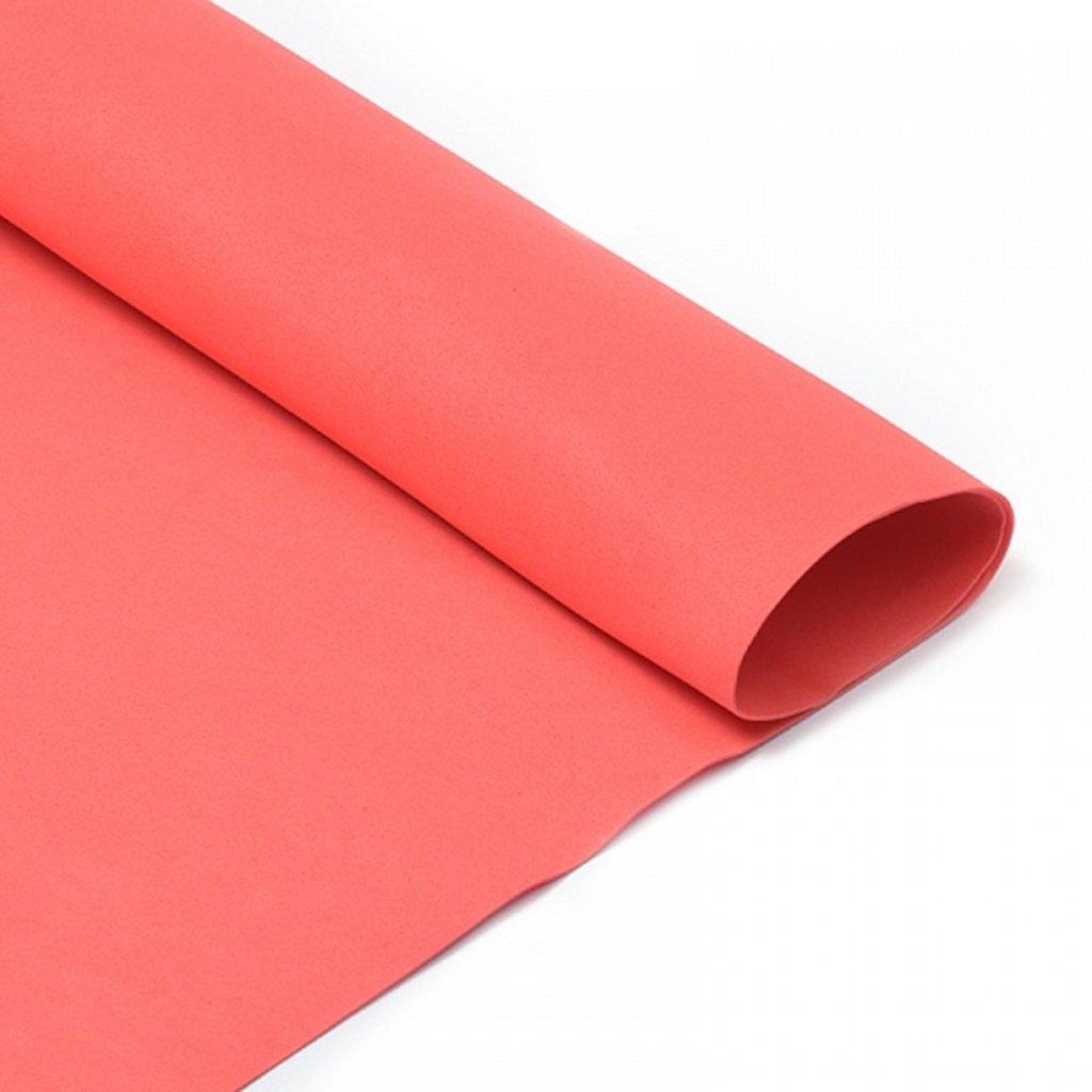 Фоамиран: Фоамиран 1мм 50*50см красный, 1 лист в Шедевр, художественный салон