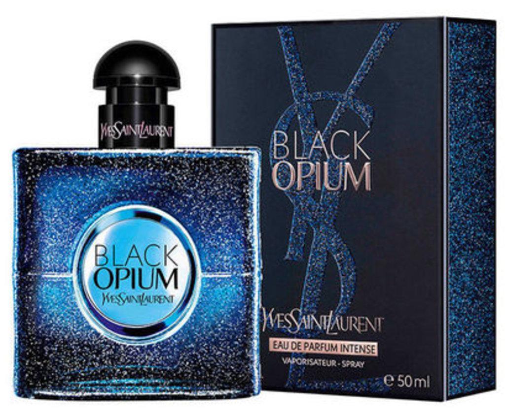 Yves Saint Laurent (Ив Сен-Лоран): Yves Saint Laurent  Black Opium Intense ( Ив Сен Лоран Блек Опиум Интенс) 100ml edp в Мой флакон