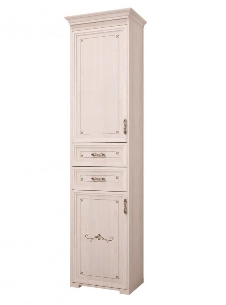 Шкафы, общие: Шкаф комбинированный 12 (без карниза) Афродита левый в Стильная мебель