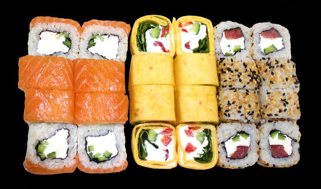 Суши-сеты: Сет №2 в SH  ресторан, караоке зал