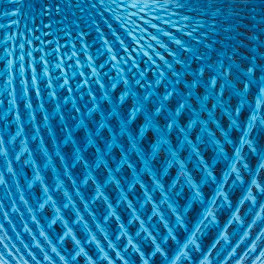 Ирис 25гр.: Нитки Ирис 25гр.150м.(100%хлопок)цвет 3206 синий в Редиант-НК